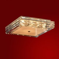 Люстра LUSSOLE LSC-3207-16 ASTI chrome clear crystal 16*40W E14